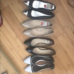 Flat Woman's shoes